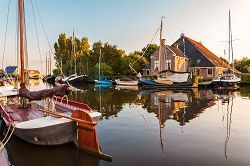 Marinas in Friesland finden