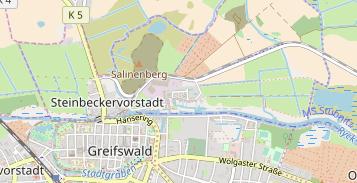 Greifswald Karte.Greifswald Marina In Deutschland