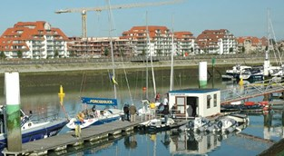 Marina - Royal Yacht Club Nieuwport