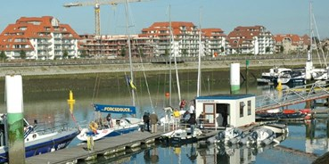 Yachthafen - Belgien - Royal Yacht Club Nieuwport