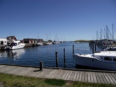 Marina - Hou Lystbadehavn Nord