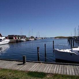 Marina: Hou Lystbadehavn Nord