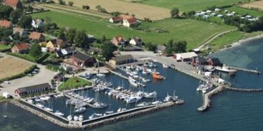 Yachthafen - Seeland - Agerso Lystbadehavn