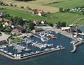 Marina: (c) http://www.agersoe.nu/ - Agerso Lystbadehavn