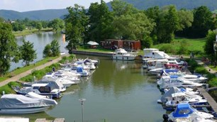 Marina - Sport-Boot-Club Lohr am Main