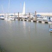 Marina - Yacht-Club Neuharlingsiel