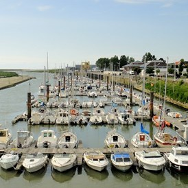 Marina: Port de le Touquet