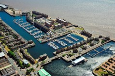 Yachthafen - Toiletten - East Midlands - Liverpool Marina Harbourside Club
