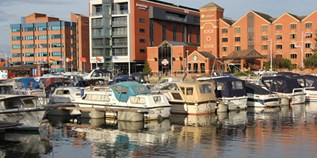 Yachthafen - East Midlands - Lincoln Marina