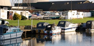 Yachthafen - Staffordshire - Red Hill Marina