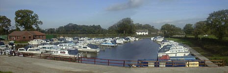 Yachthafen - Toiletten - East Midlands - Moonsbridge Marina