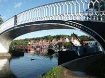 Yachthafen - Toiletten - East of England - Braunston Marina