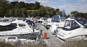 Yachthafen - Toiletten - Kent - Gallions Point Marina