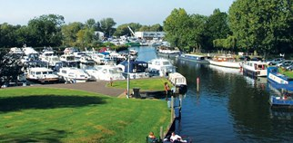 Yachthafen - London-Region - Shepperton Marina