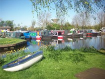Yachthafen - Toiletten - East Midlands - Blue Water Marina