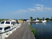 Yachthafen - Toiletten - East of England - Fish & Duck Marina