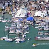 Marina - Cowes Yacht Haven