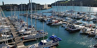 Yachthafen - Toiletten - Devon - Mayflower Marina