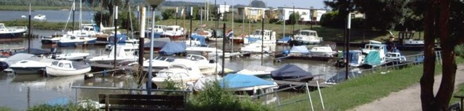 Yachthafen - Betuwe - Camping-Jachthaven Beusichem
