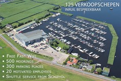 Yachthafen - Aalsmeer - Kempers Watersport