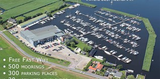 Yachthafen - Toiletten - Nordholland - Kempers Watersport
