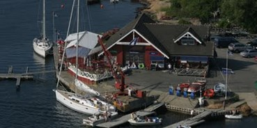 Yachthafen - Norwegen - Hankø Marina AS